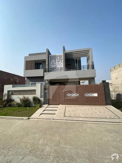 Brand New 10 Marla Furnish House For Sale