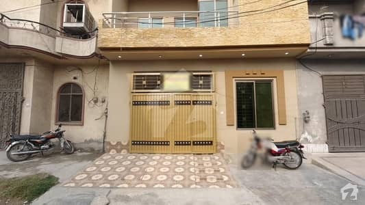 5 Marla Brand New House Is Available For Sale In P Block Sabzazar Lahore
