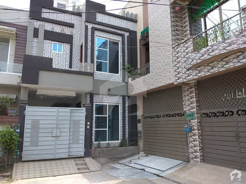 5.5 Marla House Up For Sale In Punjab Coop Housing Society