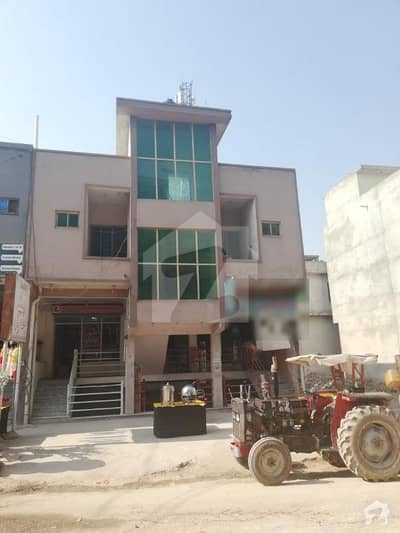 Commercial Palza For Sale In Airport Housing Society Rawalpindi Sector 4
