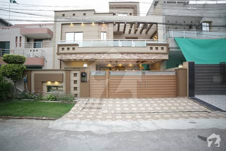 Ultra Modern 10 Marla Brand New Banglow Is Available For Sale In Wapda Town Phase 1