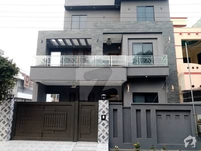 10  Marla House In Central Wapda Town - Block C1 - Wapda Town For Sale