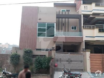 پاک عرب ہاؤسنگ سوسائٹی لاہور میں 3 کمروں کا 5 مرلہ مکان 1.25 کروڑ میں برائے فروخت۔