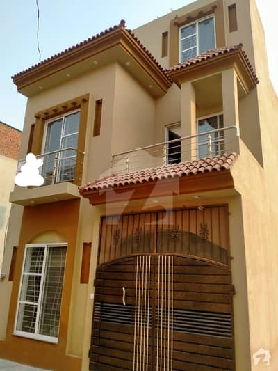Brand New 3 Marla Lavish Double Storey