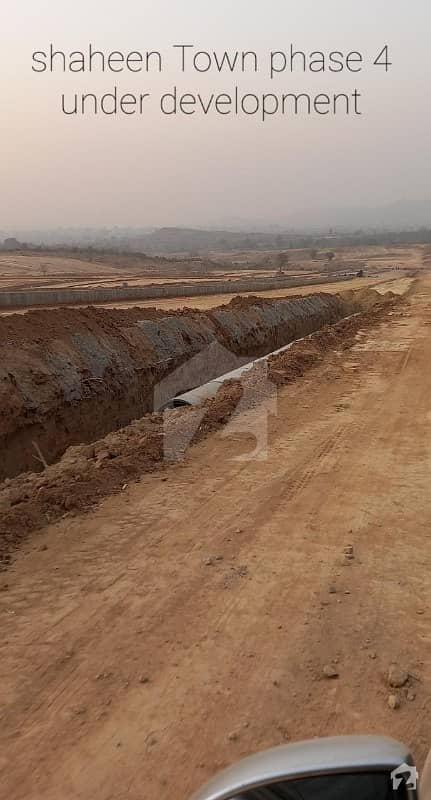 Islamabad 5 Marla Residential Plots In Shaheen Town Phase 4