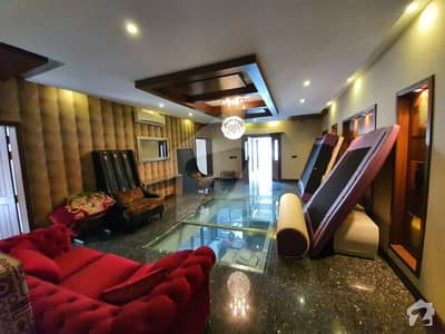 Luxury House For Sale In F6 With Extra Land