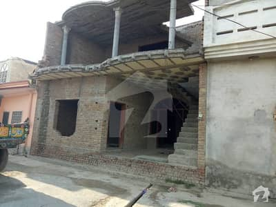 Double Storey House For Sale In Chakwal