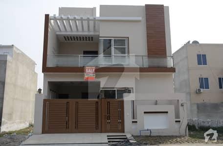 5 Marla House For Sale On Beautiful Purana Shujabad Road