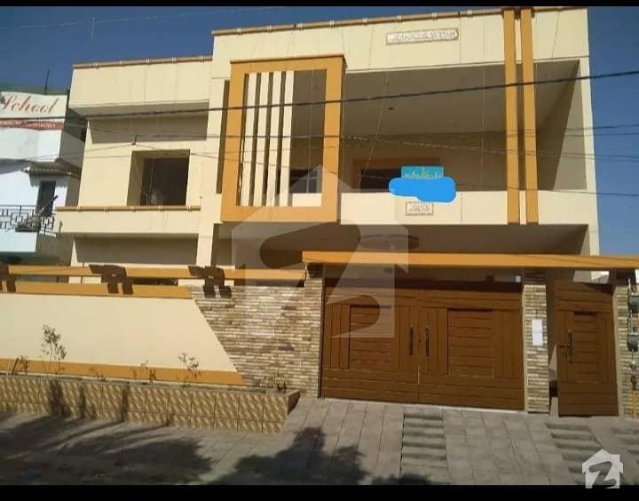 400 Sq. Yard New Bungalow For Sale In Saadi Town Block 2.