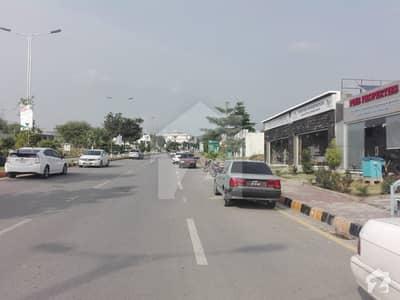 5 Marla Corner  Residential Plot At Hot Location For Sale In Faisal Margalla City