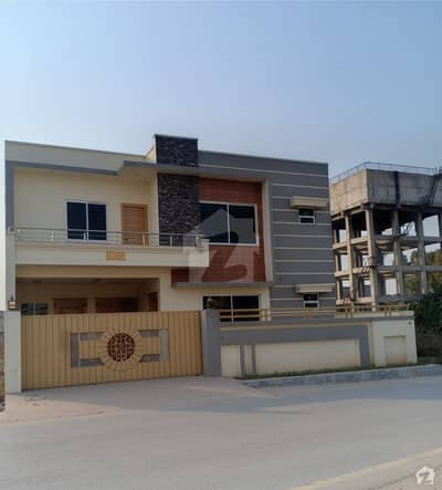 14 Marla Double Storey House Is Available For Sale In Cbr Town Phase 1 C Block Islamabad