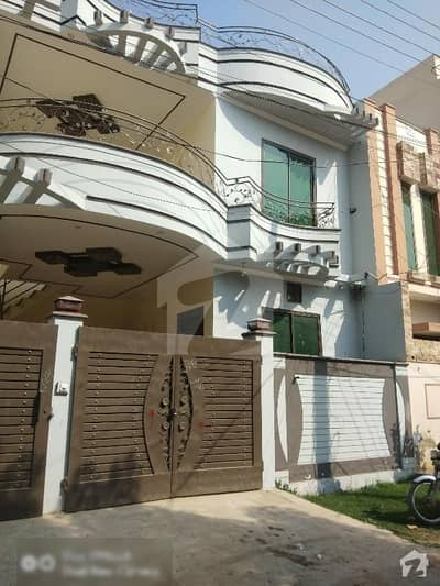 5 Marla Double Storey House For Sale In Shadman City Phase 2