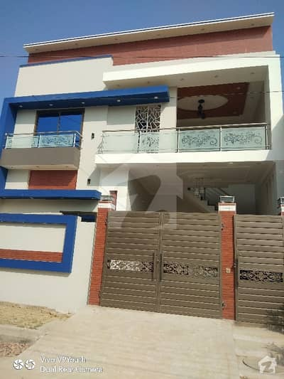 5 Marla Full Double Storey Bungalow For Sale  Shadman City Phase 1