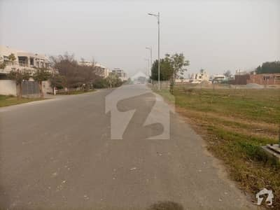 70 Feet Road Most Splendid One Kanal Pair Plot Are Available For Sale In Phase 6