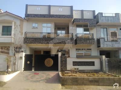 30x60 Brand New Double Storey House For Sale In G13/2 Islamabad