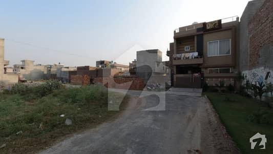 اسٹیٹ لائف ہاؤسنگ فیز 1 اسٹیٹ لائف ہاؤسنگ سوسائٹی لاہور میں 1 کنال رہائشی پلاٹ 1.6 کروڑ میں برائے فروخت۔