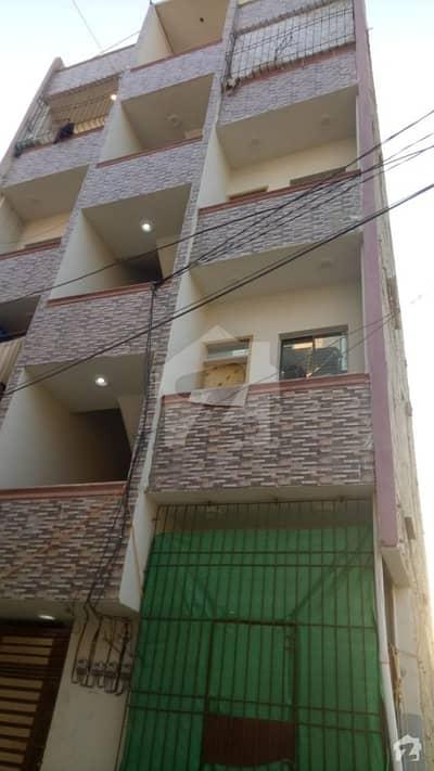 اللہ والا ٹاؤن کورنگی کراچی میں 2 کمروں کا 2 مرلہ فلیٹ 20 لاکھ میں برائے فروخت۔