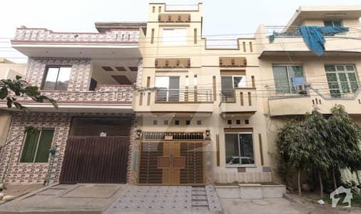 سبزہ زار سکیم ۔ بلاک ایم سبزہ زار سکیم لاہور میں 5 کمروں کا 5 مرلہ مکان 1.65 کروڑ میں برائے فروخت۔