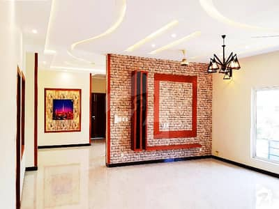 Ground Portion In 1 Kanal With 3 Beds Available For Rent In Bahria Town Phase 1