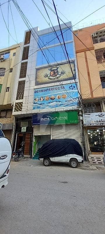 بدر کمرشل ایریا ڈی ایچ اے فیز 5 ڈی ایچ اے کراچی میں 4 مرلہ گودام 7.25 کروڑ میں برائے فروخت۔