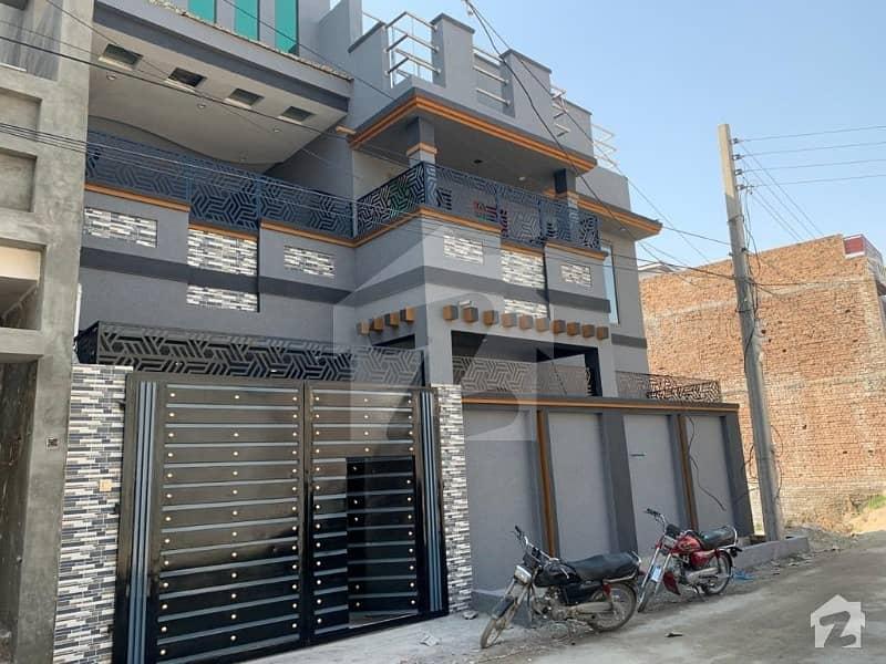 ارباب سبز علی خان ٹاؤن ایگزیکٹو لاجز ارباب سبز علی خان ٹاؤن ورسک روڈ پشاور میں 9 کمروں کا 7 مرلہ مکان 2.1 کروڑ میں برائے فروخت۔