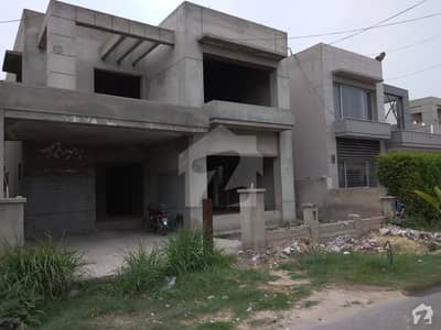 Good 12 Marla House For Sale In Divine Gardens