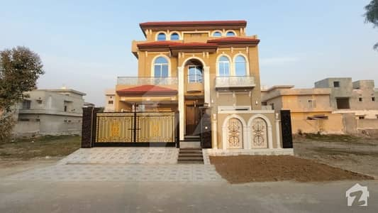 Stunning 10 Marla House In Central Park Housing Scheme Available