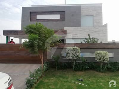Most Modern Style Villa Brand New House Is Available For Sale In Dha Phase 7