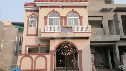 3 Marla Double Storey House For Sale In Al Kabir Town Phase 2 Block B
