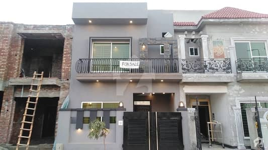 3 Marla Facing Park House For Sale In Al Kabir Town Phase 2 Block B