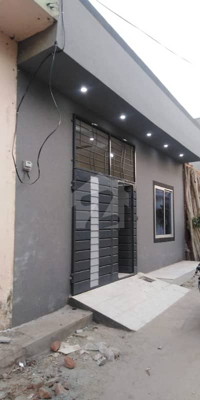 5 Marla Singal Story House Available For Sale