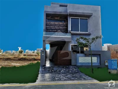 Defence 5 Marla Brand New Bungalow 50feet Road Very Cheapest Price Ideal Location