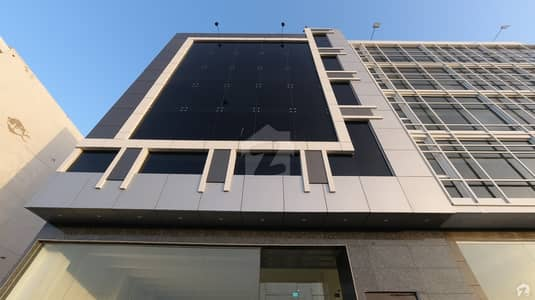 Defence 2040 Sqft Offices Is Available For Rent In Shabaz Commercial Area
