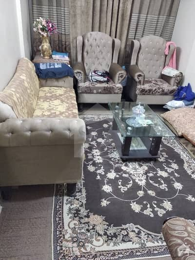 1000  Square Feet Flat For Sale In Nazimabad
