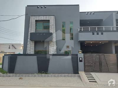 10 Marla Corner Double Storey Double Unit House Very Hot Location Direct Main Pia Road Approach