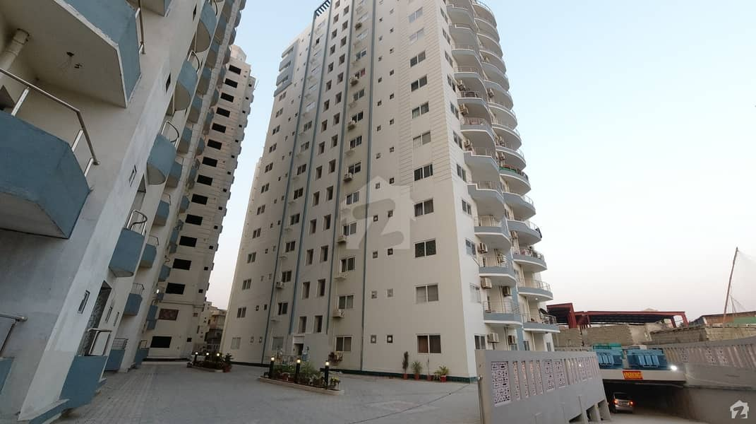2 Bedroom Apartment Is Available For Sale In E-11/4 Capital Residencia Islamabad