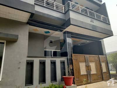 6 Marla House For Sale In Hassan Villas Double Story