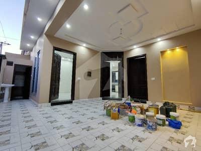 7.5 Marla Brand New Beautiful House At Hot Location Near Main Gate Ideal Location