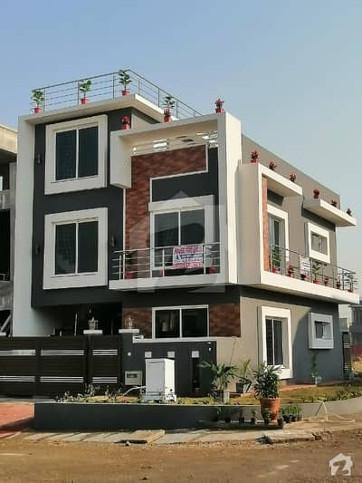 Designer Brand New Double Storey House Is Available For Sale In D-12/1 Islamabad