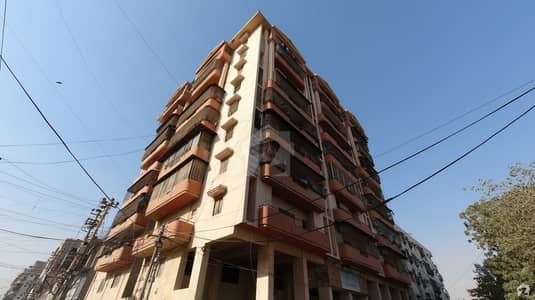 You Can Find A Gorgeous Flat For Sale In North Nazimabad