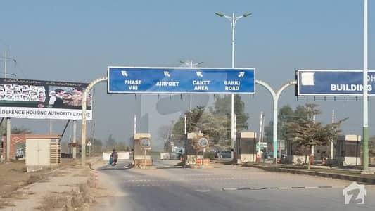کمرشل براڈوے بلاک ڈی ڈی ایچ اے فیز 8 - کمرشل براڈوے ڈی ایچ اے فیز 8 ڈیفنس (ڈی ایچ اے) لاہور میں 8 مرلہ کمرشل پلاٹ 11 کروڑ میں برائے فروخت۔