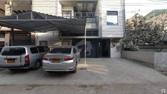 North Nazimabad Upper Portion Sized 250 Square Yards For Sale