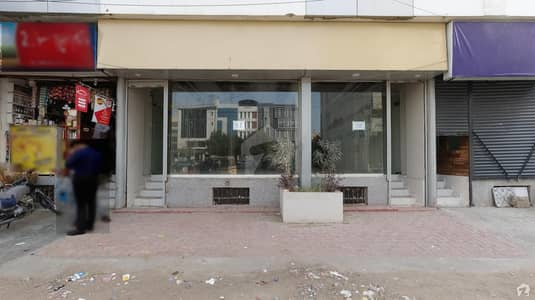 Ground Floor Shop Is Available For Sale In Ittehad Commercial Dha Phase 6