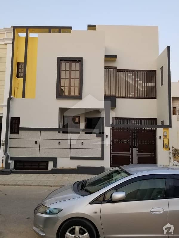 100 Yards West Open Brand New Bungalow With Basement In Prime Location Of Dha Phase 8 Karachi