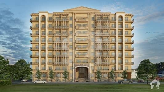 رِیور گارڈن اسلام آباد میں 2 کمروں کا 4 مرلہ فلیٹ 81 لاکھ میں برائے فروخت۔