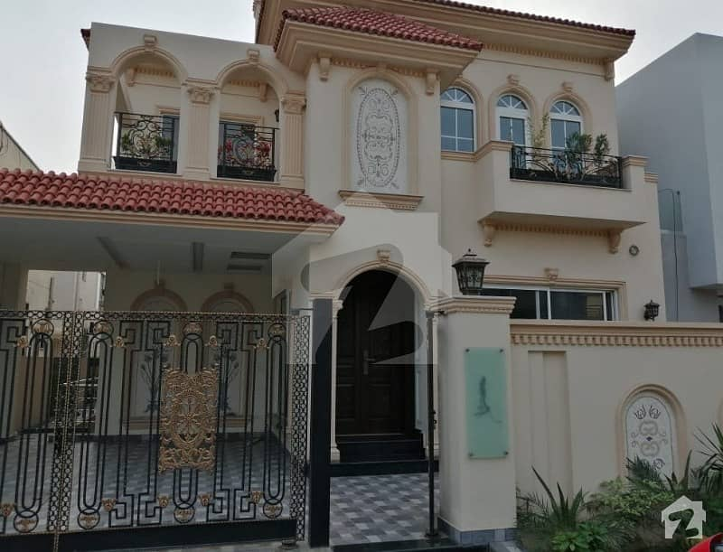 Corner 14 Marla Brand New Spanish Style House For Sale