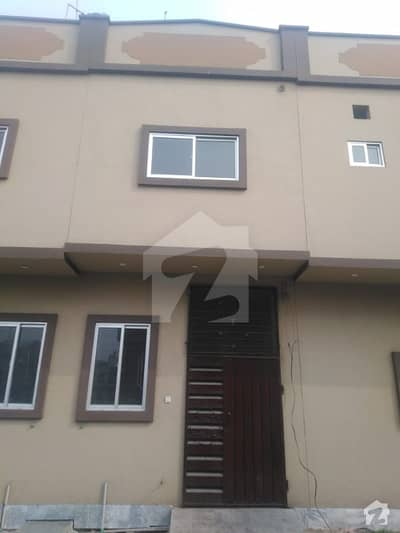 15 Marla Double Storey Brand New House For Sale