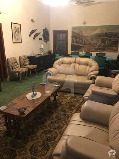 کے ڈی اے سکیم 1 کراچی میں 5 کمروں کا 1.26 کنال مکان 14 کروڑ میں برائے فروخت۔