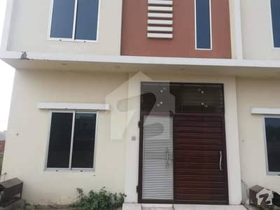 2 Marla Double Storey Brand New House For Urgent Sale