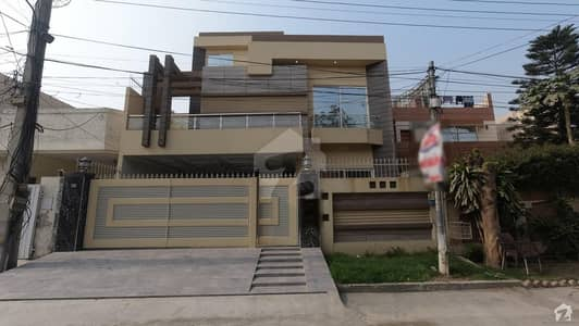 12 Marla House In Johar Town For Sale At Good Location